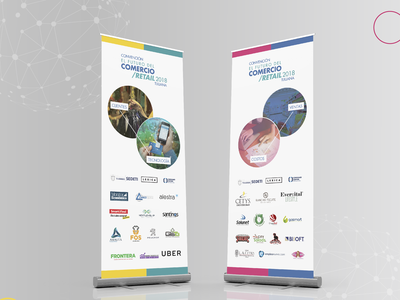 Convention Roll Up Design