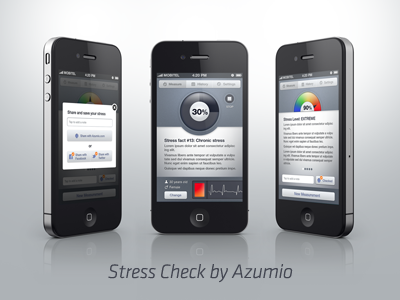 Stress Check by Azumio