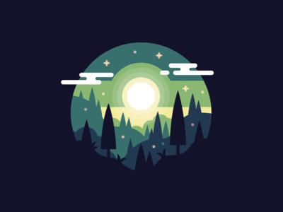 Little Green Forest