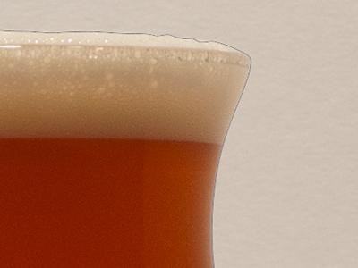 Beer cutout