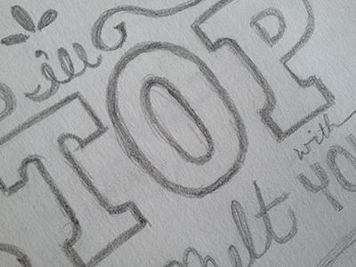 valentine sketch (top)