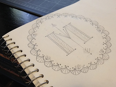 M sketch sketching m monogram embroidery ideas embroidery pattern