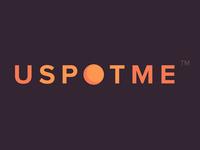 UspotMe Logo Concept