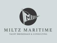 Miltz Maritime Logo