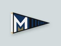 Miltz Maritime Burgee