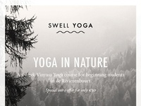 Flyer Swell Yoga