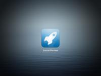 Social Rocket Icon