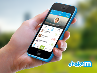 shakem User Profile shakem profile ios iphone apple