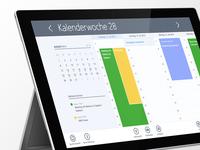 Gmail Calendar for Windows 8