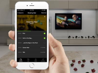 Watchlist series ios watchlist tv
