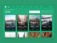 Matching Demo - Travel Agency