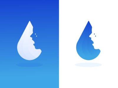 Save Water - Logo Exploration