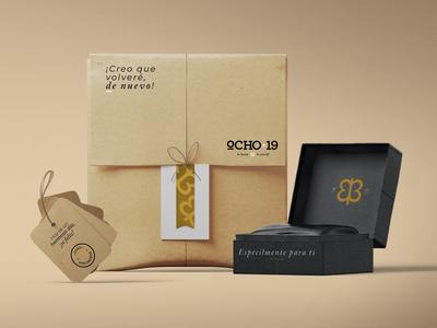 Ocho • 19 Branding