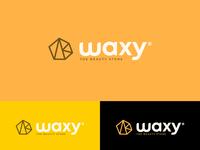 Waxy Store® | Logo Proposal