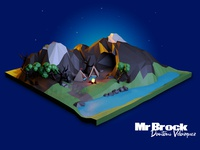 Camp (lowpoly)
