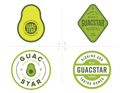 Thanks for Being a Guacstar