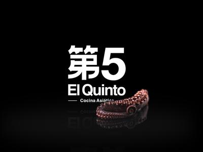 El Quinto. Asian Cuisine.