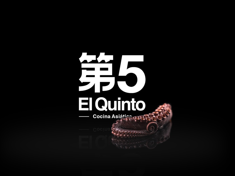 El Quinto. Asian Cuisine.