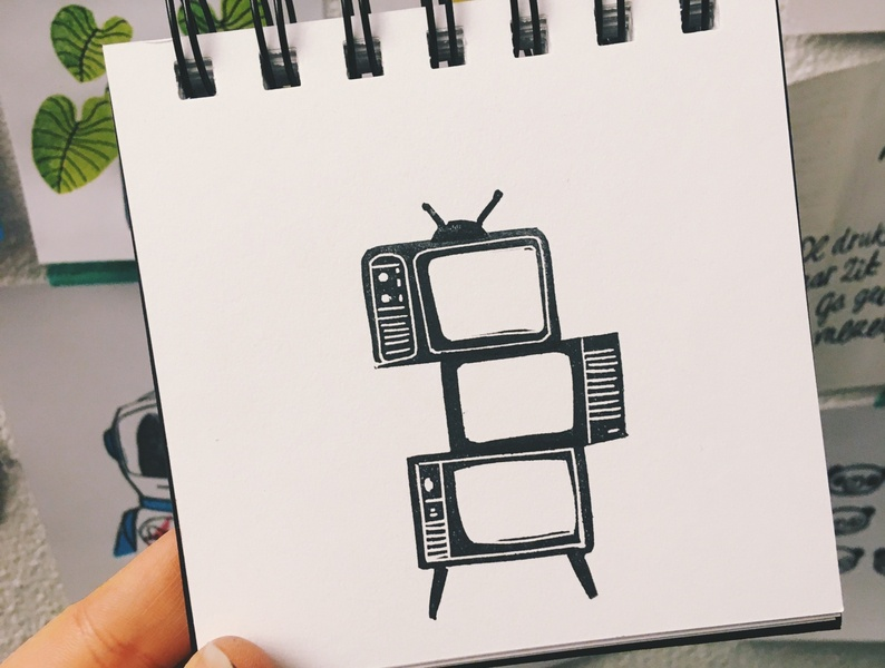 Day 20: television