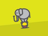 Unused Elephant Icon