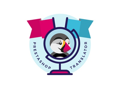 PrestaShop Translator Logo