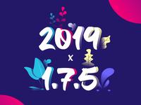 2019 x 1.7.5