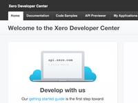 Xero Developer Center