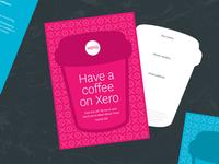 Lead Generation Free Coffee Cards