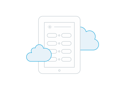 Work from anywhere ipad cloud