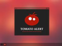 Try Tomato Alert (Freebie) tomato alert productivity tool