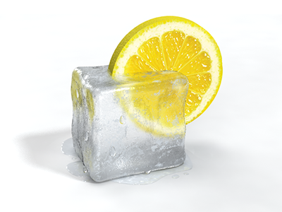 Summer Is Coming Icon icon icons summer ice lemon