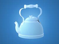 WIP - Teapot Icon