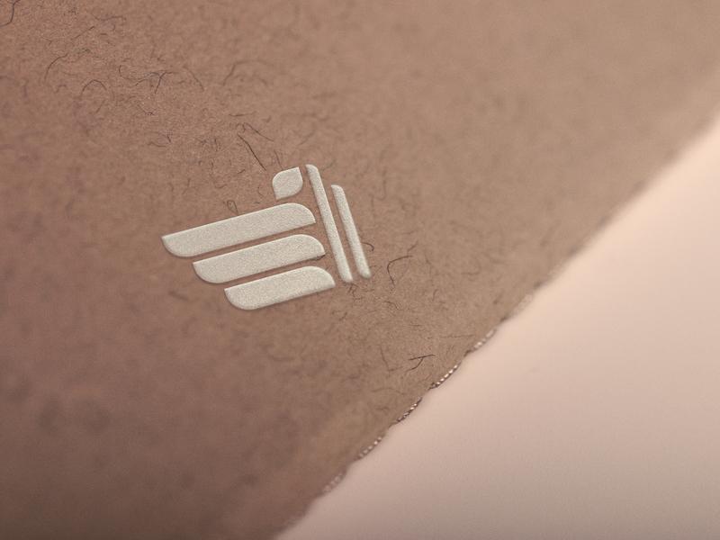 Logo Design V + Bird icon illustration bird mockup web graphic  design 2d social media branding typography vector logo