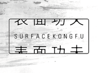 Surface Kong Fu Logo