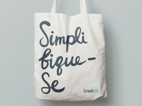 CrediGO Tote Bag