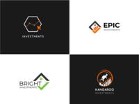 Investment Logo Designs