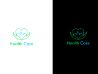 Minimalist Health Care Logo