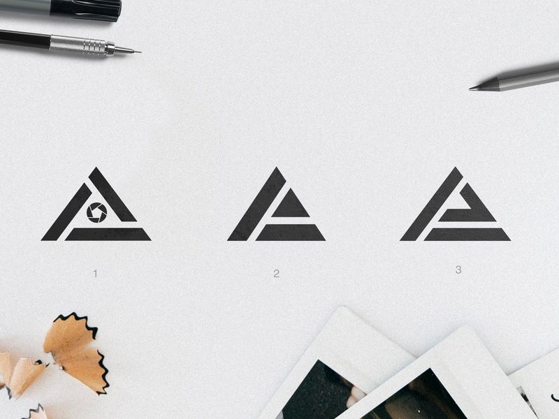 Arrojado Productions | Logo Design branding design branding logobranding logobrand videography photography logo studio monogram flat minimalist logotype brand logodesign logo graphic  design design