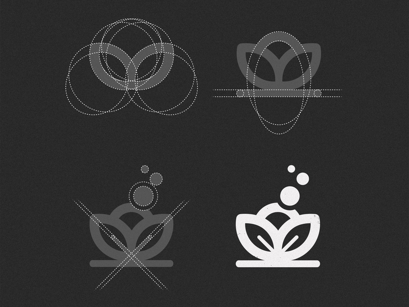 Soly | Grid Structure logowork logomaker hygiene vegan organicsoap nature logo flower logo plant logo logolearn learnlogodesign logoawesome grid layout logogrid logoinspirations logomark logotype logodesign logo graphic  design design