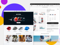 E-Commerce Product Website