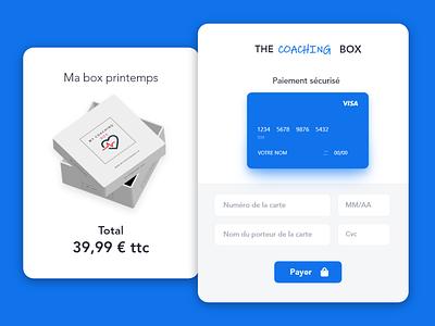 Dayli UI Jour 2 uidesign webdesign dayliui mobile ui