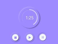 Dayli ui jour 14 chronometer