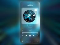 Dayli ui jour 9 music app