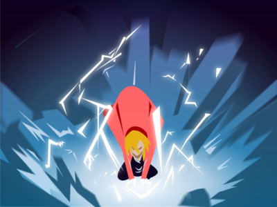 Edward Elric adobe illustrator design illustration vector illustration artwork vector