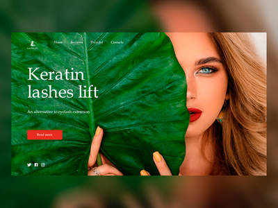 Keratin Lashes Lift N3