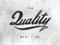 Quality Y's