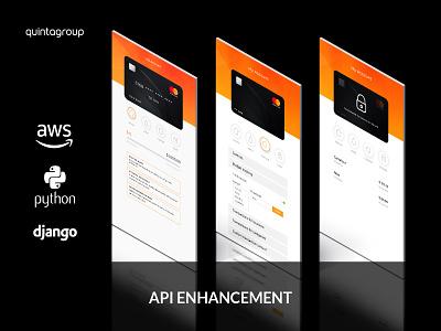 MasterCard Case swagger documentation django python aws api development api enhancement api