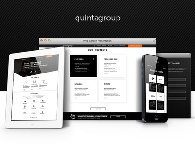 Quintagroup design