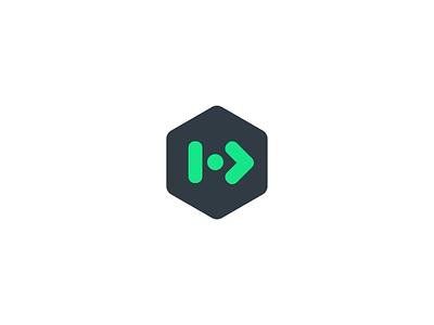 Hakpad Logo - Icon editor code editor code hacker security app security icon app branding logo