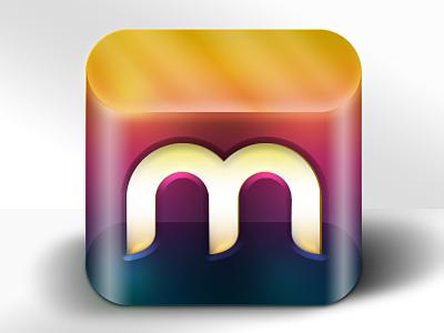 Moodology iPhone Icon iphone icon moodology
